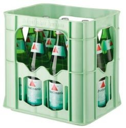 Apollinaris Medium 12 x 0,7 Liter Glasflasche
