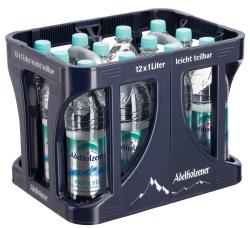 Adelholzener Extra Still 12 x 1,0 Liter PET-Flasche
