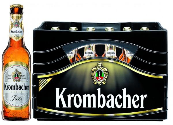 Krombacher Pils 24 x 0,33 Liter