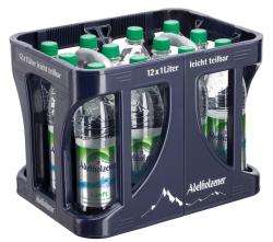 Adelholzener Sanft 12 x 1,0 Liter PET-Flasche
