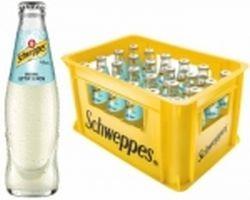 Schweppes Lemon 24 x 0,2 Liter Glas