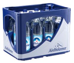 Adelholzener Classic 12 x 0,75 Liter Glasflasche