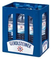 Gerolsteiner Naturell 6 x 1,5 Liter PET-Flasche