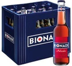 Bionade Holunder 12 x 0,33 Liter Glasflasche