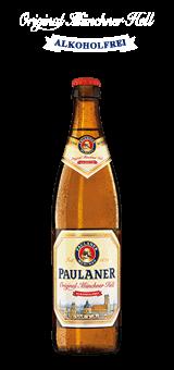 Paulaner Hell Alkoholfrei 20 x 0,5 Liter