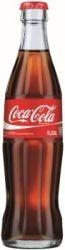 Coca Cola 24 x 0,33 Liter Glasflasche