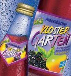 Aldersbacher Klostergarten Vitamin-Wellness-Getränk 20 x 0,5 Liter Glas