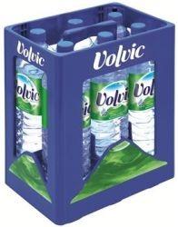 Volvic Naturelle 6 x 1,5 Liter PET-Flasche