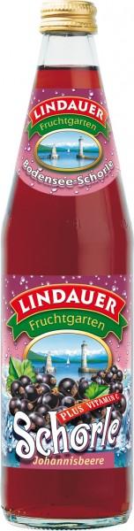 Lindauer Johannisbeer Schorle 10 x 0,5 Liter
