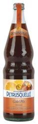 Petrusquelle Cola Mix 12 x 0,7 Liter Glas