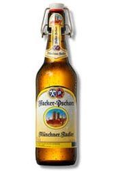 Hacker Pschorr Münchner Radler 20 x 0,5 Liter Bügelflasche