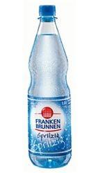 Franken Brunnen Spritzig 12 x 1,0 Liter PET-Flasche