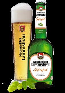 Lammsbräu Glutenfrei 10 x 0,33 Liter