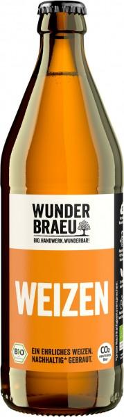 Wunderbräu Weissbier 20x0,5