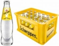 Schweppes Tonic Water 24 x 0,2 Liter Glas