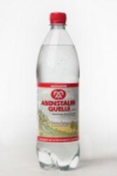 Abenstaler Quelle Spritzig 12 x 1,0 Liter PET-Flasche
