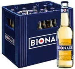 Bionade Streuobst 12 x 0,33 Liter Glasflasche