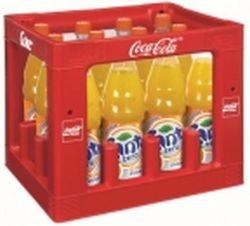Fanta Orange Zero 12 x 1,0 Liter PET-Flasche