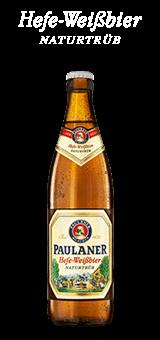 Paulaner Hefe Weissbier Hell 20 x 0,5 Liter