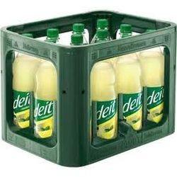 Deit Zitrone trüb 12 x 1,0 Liter PET-Flasche