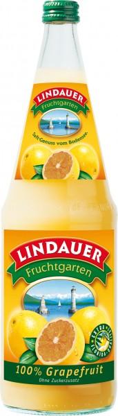 Lindauer Grapefruit Saft 6 x 1,0 Liter Glas