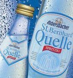 Aldersbacher St. Bernhard Quelle Spritzig 20 x 0,5 Liter Glasflasche