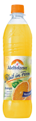 Adelholzener Bleib in Form Orange 8 x 0,75 Liter PET-Flasche