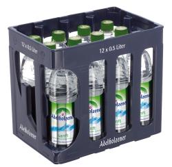 Adelholzener Sanft 12 x 0,5 Liter PET-Flasche