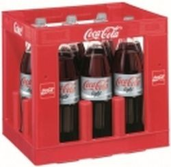 Coca Cola Light 10 x 1,5 Liter PET-Flasche