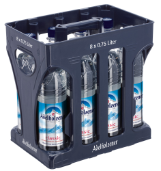 Adelholzener Classic 8 x 0,75 Liter PET-Flasche
