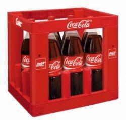 Coca Cola 10 x 1,5 Liter PET-Flasche