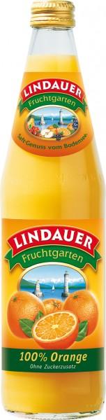 Lindauer Orangensaft Premium 10 x 0,5 Liter Glas