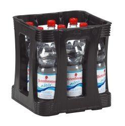 Dietenbronner Spritzig 9 x 1,0 Liter PET-Flasche
