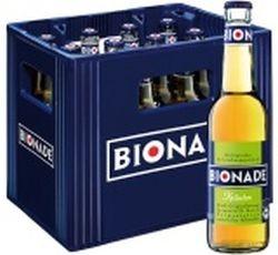 Bionade Kräuter 12 x 0,33 Liter Glasflasche