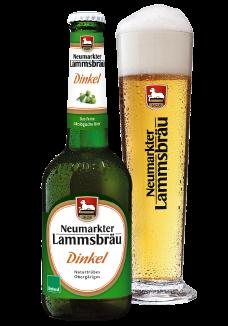Lammsbräu Dinkel 20 x 0,33 Liter