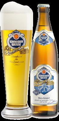Schneider Weisse Kristall TAP2 20 x 0,5 Liter