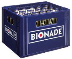 Bionade Holunder 24 x 0,33 Liter Glasflasche