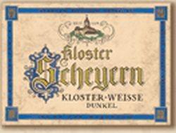 Scheyern Kloster Weisse Dunkel 20 x 0,5 Liter