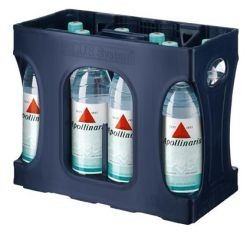 Apollinaris Medium 10 x 1,0 Liter PET-Flasche