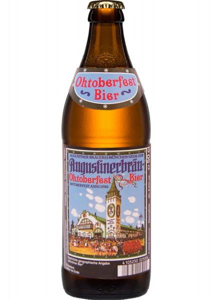 Augustiner Oktoberfest Bier 20 x 0,5 Liter Lieferung nur in München und Umgebung !