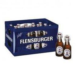 Flensburger Pils 20 x 0,33 Liter Bügelflasche