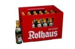 Rothaus Tannenzäpfle 24 x 0,33 Liter
