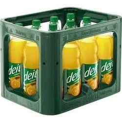 Deit Orange 12 x 1,0 Liter PET-Flasche