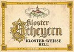 Scheyern Kloster Weisse Hell 20 x 0,5 Liter