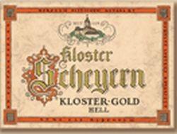 Scheyern Kloster Gold Hell 20 x 0,5 Liter
