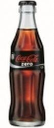 Coca Cola Zero 24 x 0,2 Liter Glasflasche