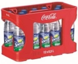 Sprite 12 x 0,5 Liter PET-Flasche