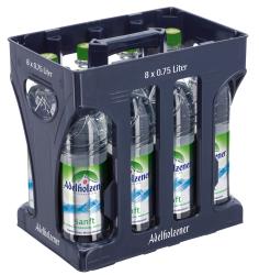 Adelholzener Sanft 8 x 0,75 Liter PET-Flasche
