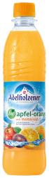 Adelholzener Bio Schorle Apfel-Orange mit Maracuja 12 x 0,5 Liter PET-Flasche