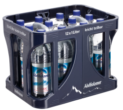 Adelholzener Classic 12 x 1,0 Liter PET-Flasche
